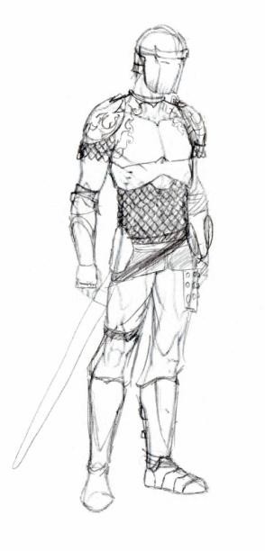 Dragon Slayer Concept A