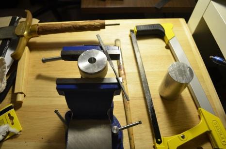 Sword - Pommel Cut