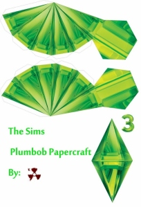 The_Sims_Plumbob_Papercraft_by_killero94 (545x800)
