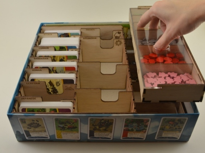 Imperial Settlers: Easy Bits Tray Removal