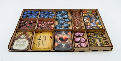 Elder Sign_Token Tray