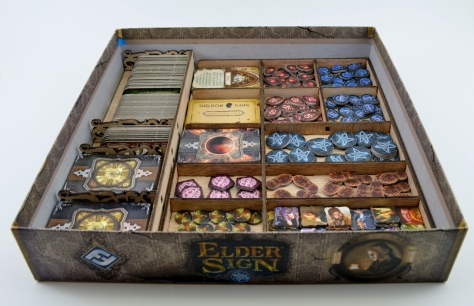 Elder Sign Insert Half Fill