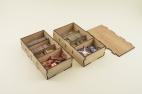 Token boxes