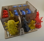 Cthulhu Wars Layer 2 (Populated)