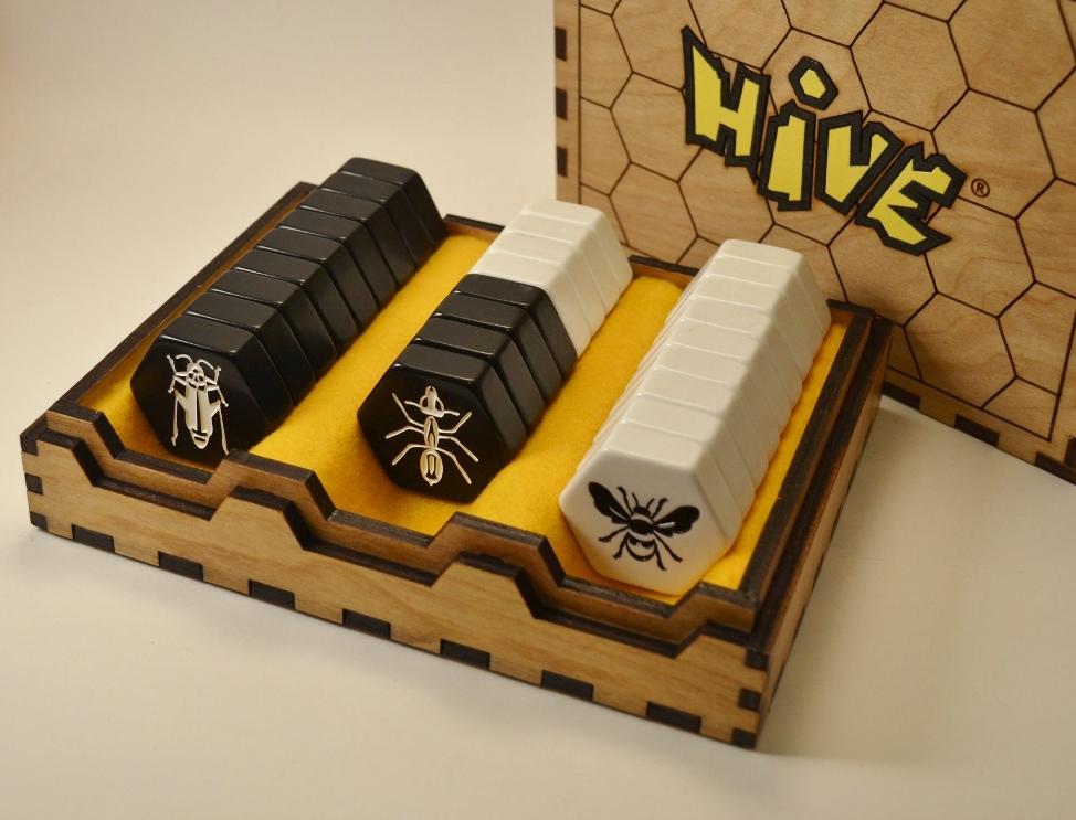 Hive Storage Box Thinker Tinker Maker